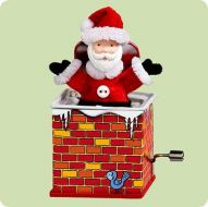 2004 Jack-in-the-Box Memories #2: Pop! Goes the Santa