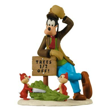 2012 Disney: Half-Off Hijinks Hallmark ornament