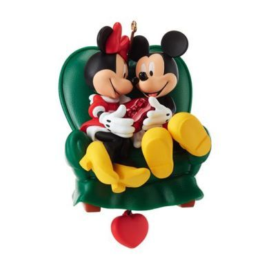 2013 Mickey and Minnie: Two to a Chair
