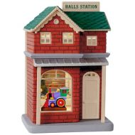 2017 NHS Keepsake Korners: Halls Station