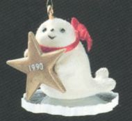1990 Frosty Friends Little Frosty Friends #2: Seal