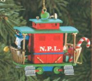 1991 Christmas Express #2: Caboose