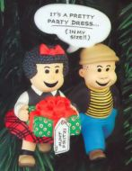 1997 Nancy and Sluggo: Perfect Present