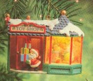 1994 Holiday Town #1: Santa's Toy Shop