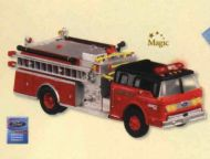 2007 Fire Brigade #5: 1988 Ford C8000 ornament