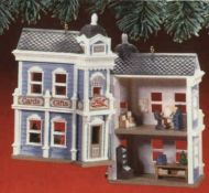 1988 Nostalgic Houses and Shops #5: Hall Bros Card Shop
