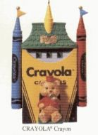 1993 Crayola Crayon #5: Bright Shinning Castle