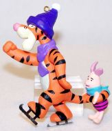 1993 Winnie the Pooh Collection: Tigger and Piglet