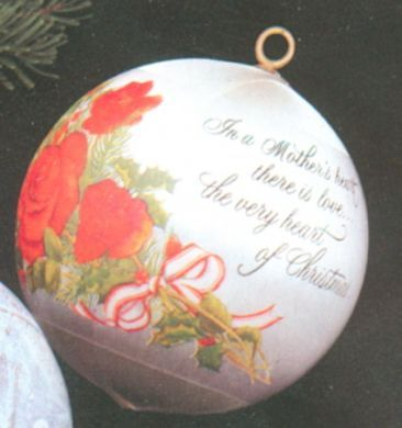 1981 Mother (SDB) Hallmark ornament
