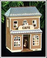 1997 Nostalgic Houses & Shops #14: Cafe
