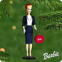 2000 Barbie #7: Commuter Set