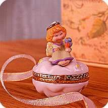 1999 Little Cloud Keeper Hallmark ornament