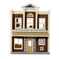 2009 Nostalgic Houses & Shops #26: Keepsake Korners Police Station