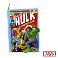 2010 Comic Book Heroes #3: The Incredible Hulk and Wolverine