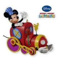 2010 Disney's Mickey Mouse Clubhouse: Clickety Mickey Hallmark Ornament | QXD1043 |