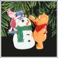 1998 Winnie The Pooh Collection: Building A Snowman