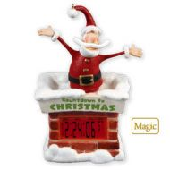 2010 Countdown to Christmas Clock