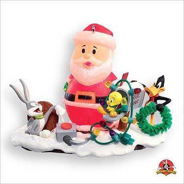 2007 Looney Tunes: Deck the Yard Hallmark ornament