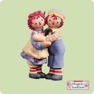 2004 Raggedy Ann & Andy: Holiday Hug