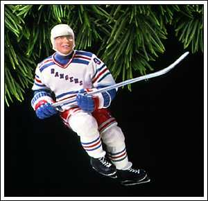 1997 Hockey Greats #1: Wayne Gretzky Hallmark ornament