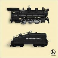 2006 Lionel Pennsylvania B6 Steam Locomotive and Tender