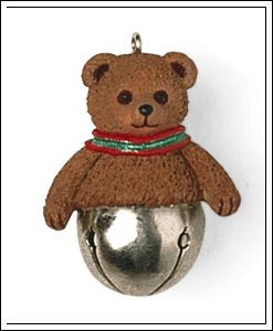 1998 Christmas Bells #4 Hallmark ornament