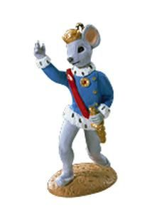 1999 Nutcracker Ballet #4: Mouse King Hallmark ornament