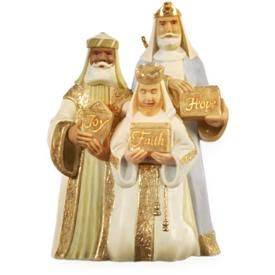 2009 The Three Kings Hallmark ornament